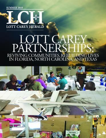 Lott Carey Partnerships: Reviving Communities, Rebuilding Lies in Florida, North Carolina, and Texas