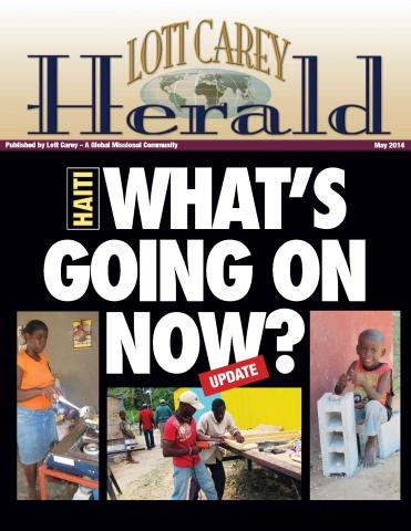 The Herald - Spring 2014